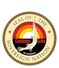 Coushatta Tribe - Seal of the Sovereign Nation