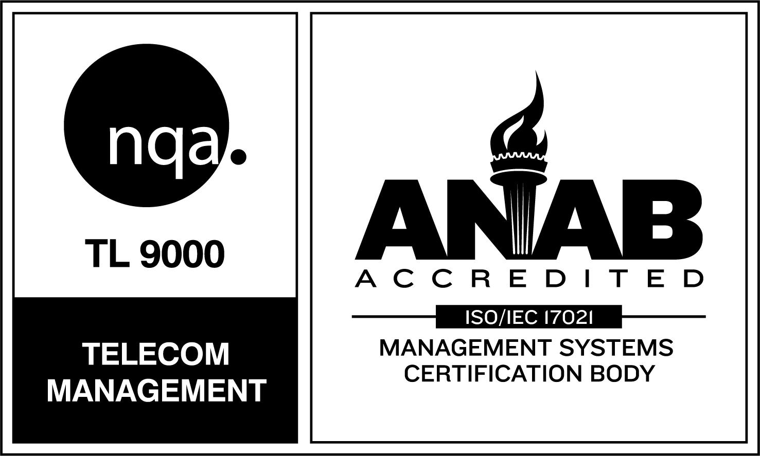ISO 9001 Standard Logo