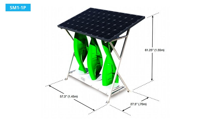 SolarMill SM-1P