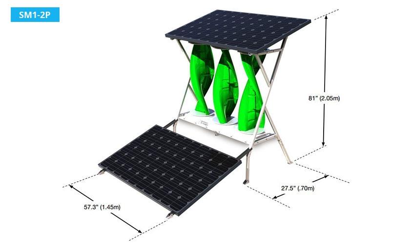 SolarMill SM-2P