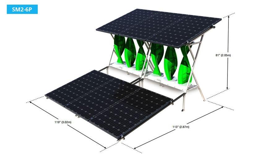 SolarMill SM-6P